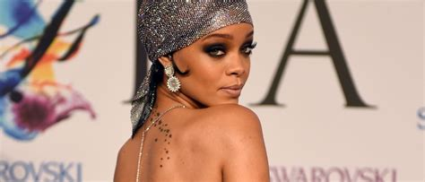 rihanna shows up nude in her latest scandalous video the