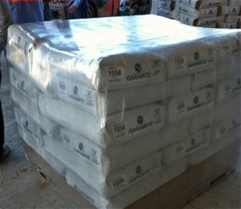 orbital stretch wrappers secure bulk bags  pallets powderbulk solids
