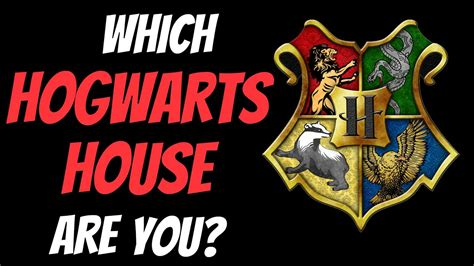 Hogwarts House Test by Which Hogwarts House Are You In Personality Test