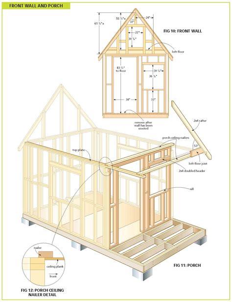 cabin building plans wood cabin plans free cabin floor plans free bunkie plans