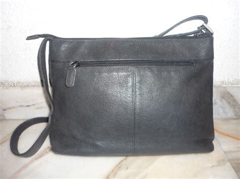 yus branded bag authentic picard germany leather sling bag