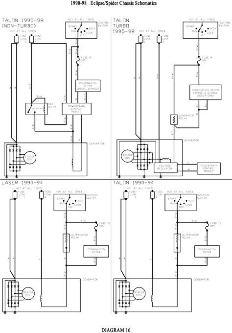 wrg 1178 wiring diagram 1990 eagle talon turbo awd