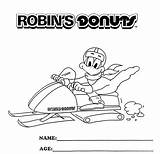 Coloring Snowmobile Pages Snowmobiles Drawing Popular sketch template