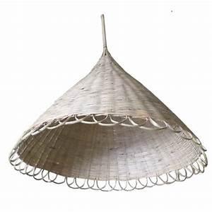 Lustre En Osier : lustre en osier suspension de marrakech maroc ~ Teatrodelosmanantiales.com Idées de Décoration