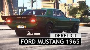 Need for Speed Payback: Derelict Ford Mustang 1965 Location [All Parts] - YouTube