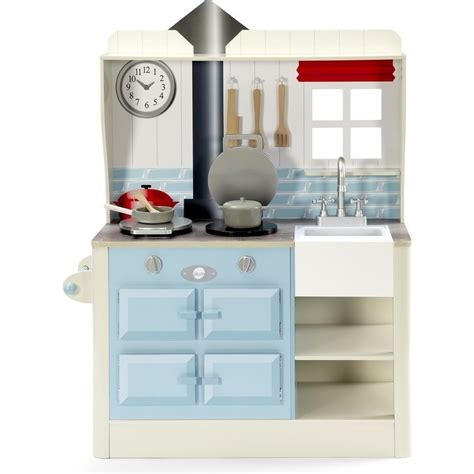 Plum Kids Country Farmhouse Kitchen Blue And Cream Buy