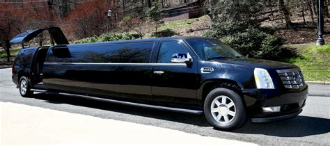 Stretch Limo Rental by Escalade Limo Rentals Stretch Cadillac Escalade Limo
