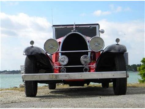 The type 41 royale with a chassis price of $30,000 was launched as the world slipped into the great depression. 1929 Bugatti Type 41 Royale Binder Sedanca Replica for Sale | ClassicCars.com | CC-427212