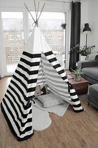 Zelt Kinderzimmer Nähen : diy tipi anleitung zum selber n hen auf dem blog zuk nftige projekte ~ Markanthonyermac.com Haus und Dekorationen