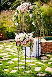 wedding inspiration an outdoor ceremony aisle wedding With outdoor wedding ceremony decorations
