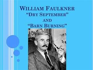 barn burning summary and analysis