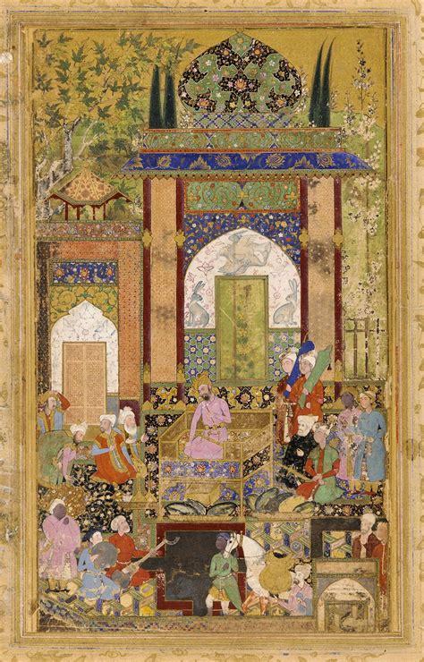mughal painting wikipedia