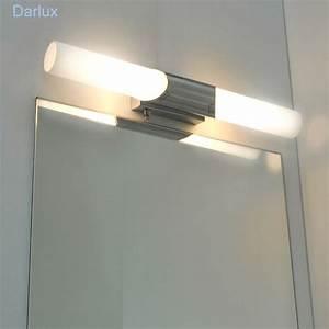 Spiegelleuchte Bad Led : badleuchte spiegelleuchte 45cm wandleuchte bad lampe sparlampen led geeig ebay ~ Buech-reservation.com Haus und Dekorationen