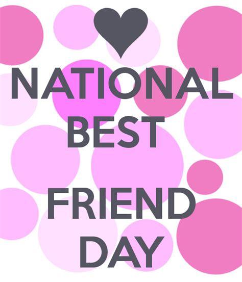 NATIONAL BEST FRIEND DAY - Five Star Insurance Agency