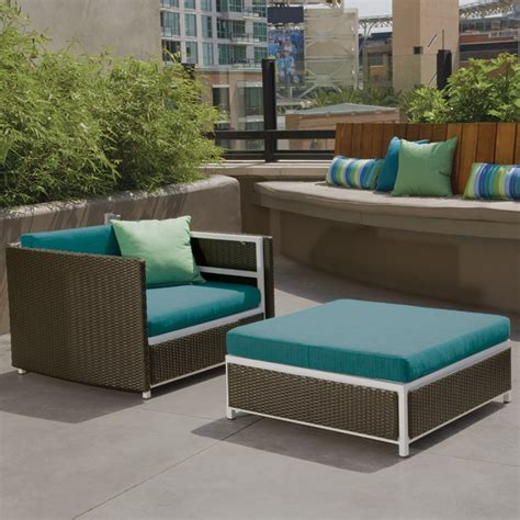 patio furniture series teal compost