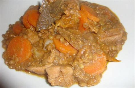 comment cuisiner un jarret de veau recettes de veau aux lentilles les recettes les mieux notées