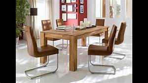Esstisch Und Stühle : esstisch st hle youtube ~ Lizthompson.info Haus und Dekorationen