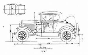 31 Model A Coupe Body Measurement Help