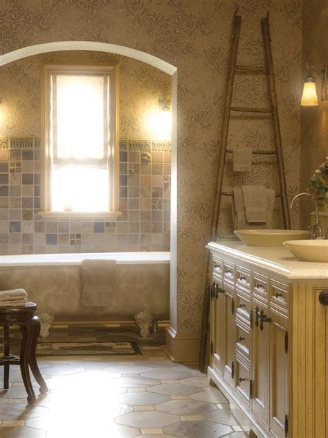 traditional tub bathroom color and paint ideas pictures tips from hgtv