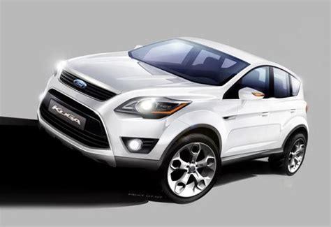 Ford Names Small 4x4 Kuga