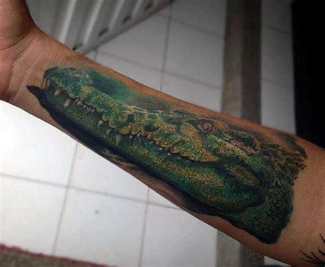 animal tattoos  men cool living creature design ideas