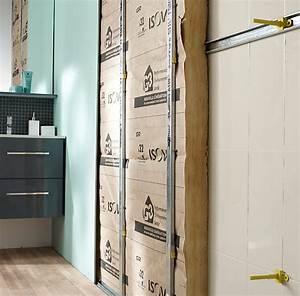 Isolation Mur Intérieur : choisir l isolation thermique des murs castorama ~ Melissatoandfro.com Idées de Décoration