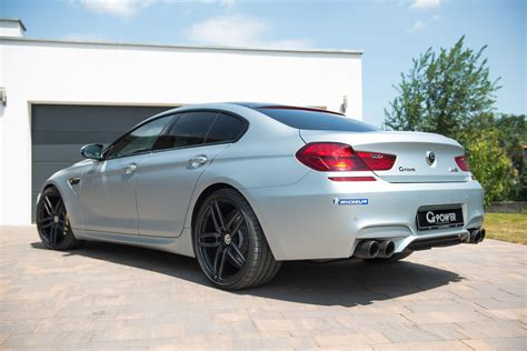 Gambar Mobil Bmw M6 Gran Coupe by G Power Introduces The Mighty Bmw M6 F06 Gran Coupe