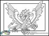 Coloring Pages Skylanders Dragon Dragons Printable Fire Flash Sheets Breathing Chinese Colorings Crystal Coloring99 Fierce Yellow Getcoloringpages Baby Colors Series sketch template