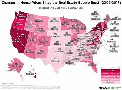 Estate Bubble Housing Prices Median 2007 Market