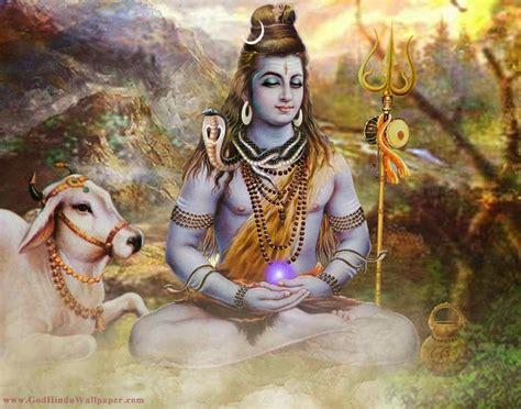 all hindu god live wallpaper lord shiva wallpapers high resolution wallpapersafari