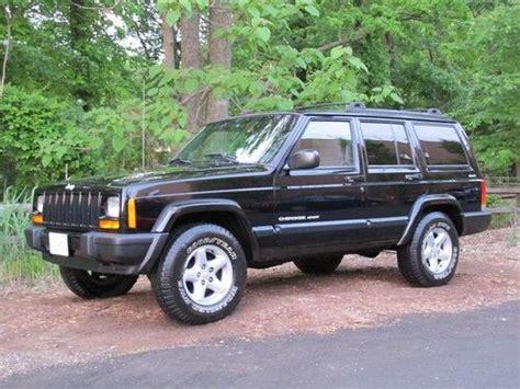 jeep cherokee xj grey sell used 2000 jeep cherokee xj sport in staten island
