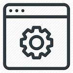 App Settings Application Setup Setting Icon Icons