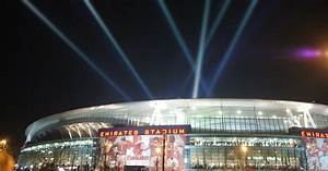 London Olympic Stadium Lights Searchlights Emf Technology