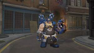 Check Out These Latest Overwatch Skins From The