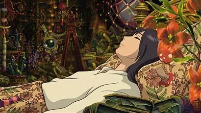 Ghibli Moving Castle Howls Studio Anime Desktop