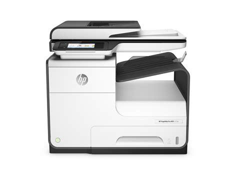 Fotos und farbdrucke erreichen allenfalls eine mittelmäßige optik, wobei farben blass und unecht wirken. Impresora HP PageWide Pro 477dw - HP Store España