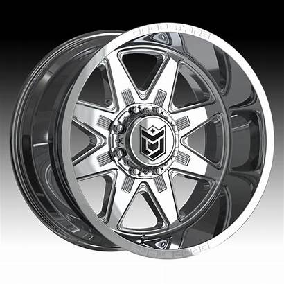 Dropstars Chrome Wheels Rims Custom Pvd 655c