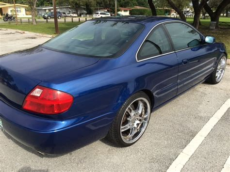 sold 2003 acura cl type s auto location north