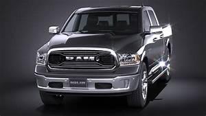 Hq Lowpoly Dodge Ram 1500 Laramie Limited 2015