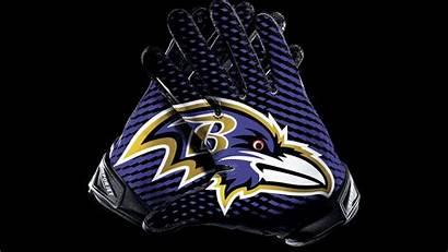Nfl Ravens Football Baltimore Sports American Gloves