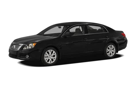 toyota avalon specs safety rating mpg carsdirect