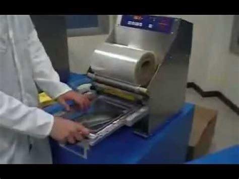 termosigillatrice  vaschette youtube