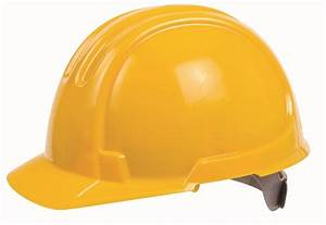 Standard Safety Helmet - Glowbar Supplies: North West, UK