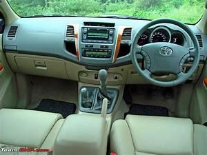 Review: 1st-gen Toyota Fortuner - Team-BHP