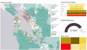 Arcgis Maps For Power Bi Is Now Generally Available On
