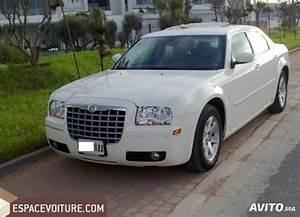 Chrysler 300c Prix : chrysler 300c occasion casablanca essence prix 230 000 dhs r f caa19431 ~ Maxctalentgroup.com Avis de Voitures