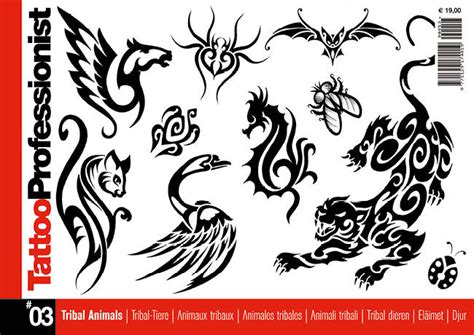 animali tribali tattoo gallery disegni ideatattoo