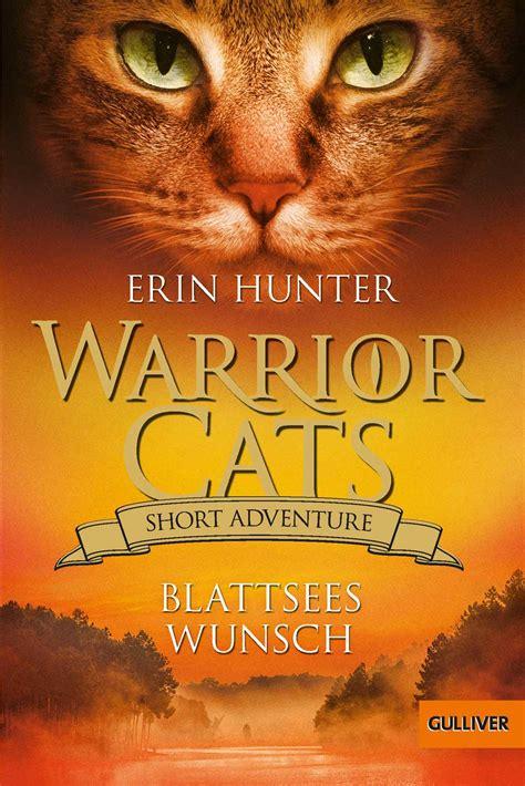 short adventure blattsees wunsch warrior cats