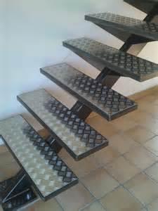 Escalier En Acier Galvanisé by Escalier Acier Art Industriel