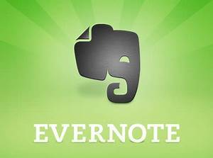 Letter Sheet Stationery The Evernote Logo Icon Brand Identity Process